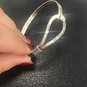 T. SHEA wire bangle